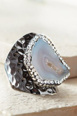 Bridgitte Adjustable Ring