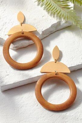 Saffia Earrings