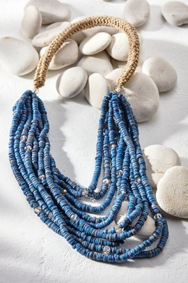 Rainforest Necklace