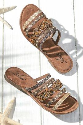 Spring Footwear Minerals Sandals