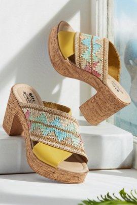 Tribeca Heels