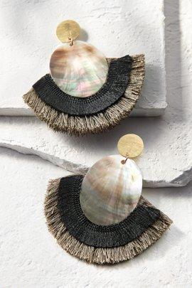 Kala Fringe Earrings