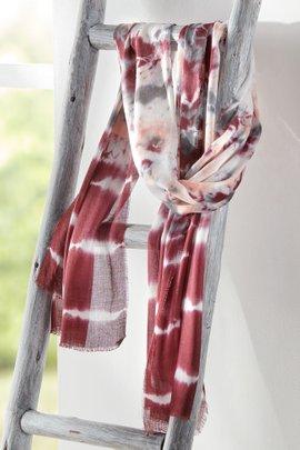 Rosa Tie Dye Scarf