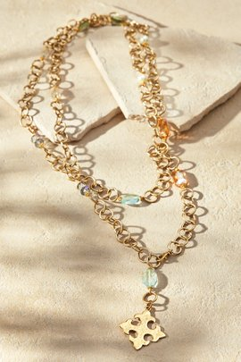 Confection Gold Chain