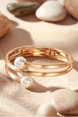 Endless Pearl Bracelet