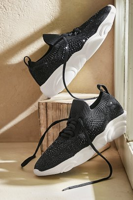 Cristanalla Bling Sneakers