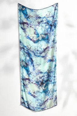 Marvelous Marble Scarf