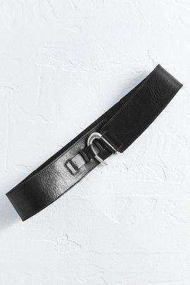 Stas Adjustable Leather Belt