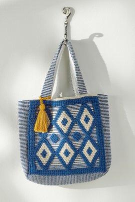 Dhari Tote Bag