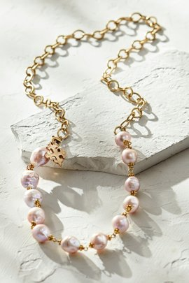 Baroque Pearl Convertible Necklace