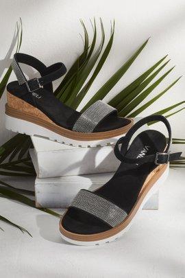Cedra Wedge Sandal
