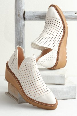 Cecelia NY Perforated Bootie