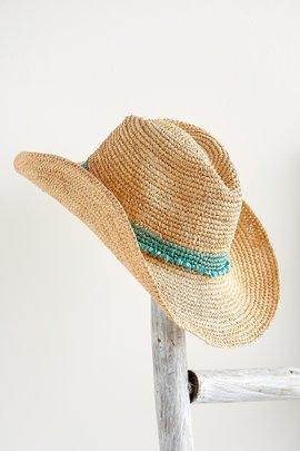 Tahitian Cowboy Hat