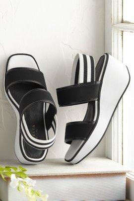 Cecelia NY Stretch Comfort Sandal