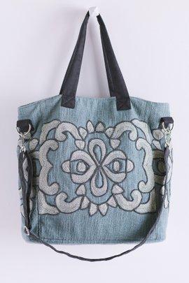 Dori Tapestry Tote