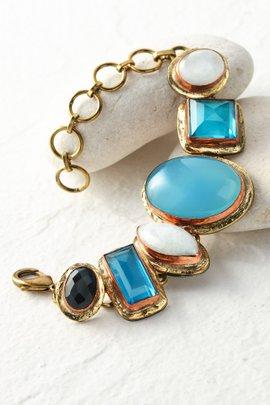 Iris Stone Bracelet