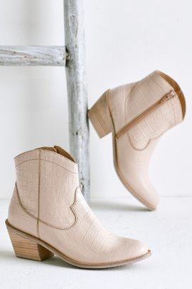 Mysterious Booties