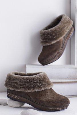 Fur Lined Clog