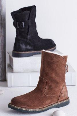 Birkenstock Upsalla Shearling Boot