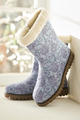 Dolce Fur Novelty Boot