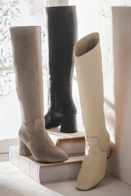 Tall Slouch Boot