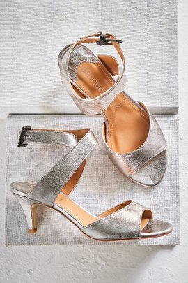 Soncino Ankle Strap Heel