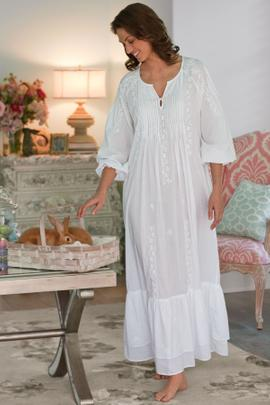 Womens Nightgowns Long Nightgowns Soft Surroundings
