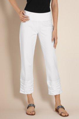Cabana Cropped Pants
