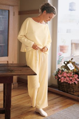 Soft Thermal Pajama Set
