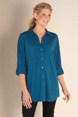 Women's Soft Knit Shirt