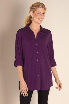 Women's Soft Knit Shirt