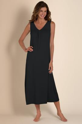 Womens Long Bamboo Nightgown
