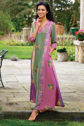 Nuri Batik Dress