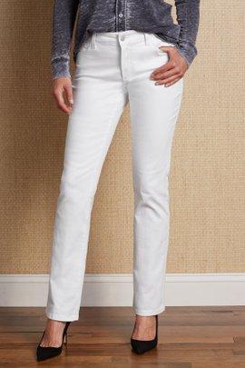 Women NYDJ Marilyn Straight Jeans