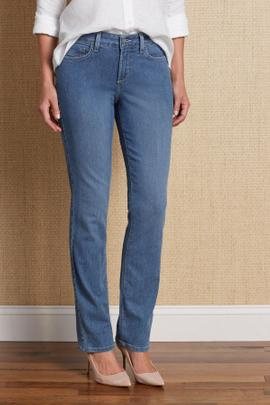 Women NYDJ Marilyn Straight Jeans