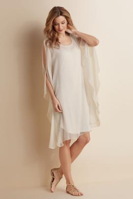 Silk Tribeca Dress