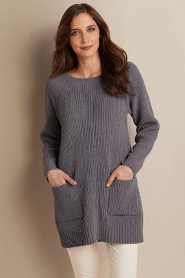 Cozy Chenille Pullover