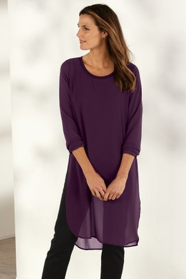 Relaxed Elegance Tunic