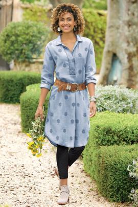 Paisley Park Dress