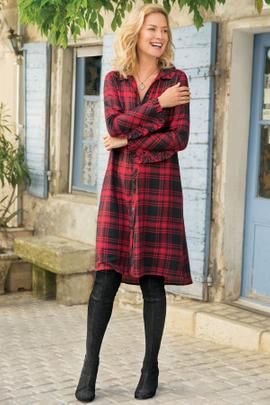 Bennington Shirt Dress