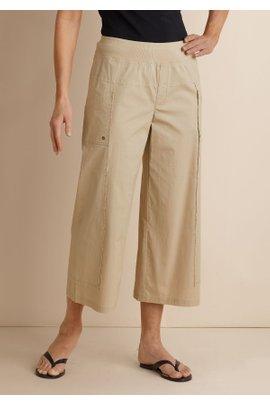 Seams Easy Crop Pants