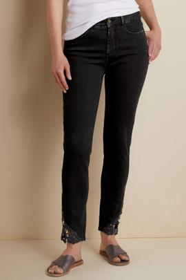 Touch of Lace Jeans