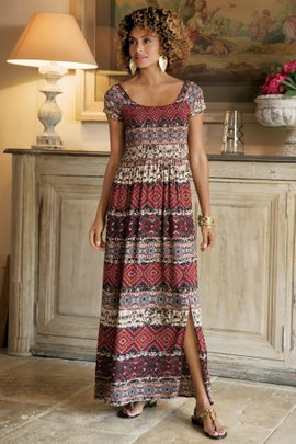 229c51baae7 + QUICKSHOP Macelo Maxi Dress