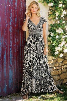 Maxine Maxi Dress