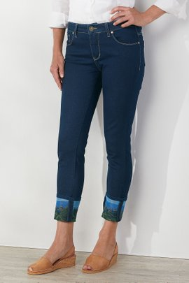 Provence Ankle Jeans