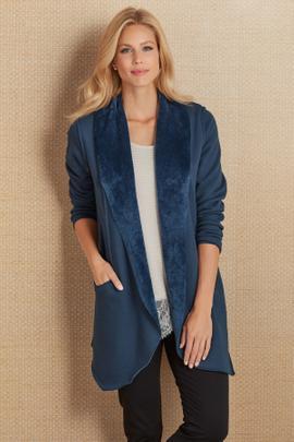 Cozy Carefree Jacket