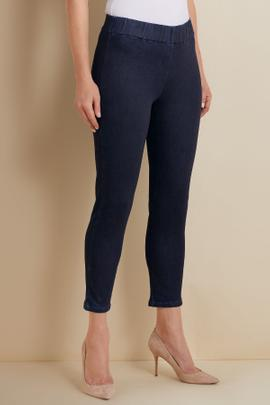 Metro Crop Leggings