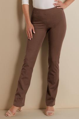 Cotton Stretch Pants