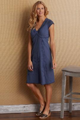 Angelica Gauze Dress
