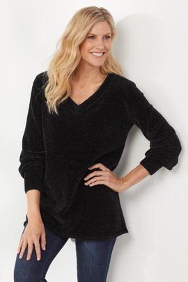 Women Arandale Chenille Sweater